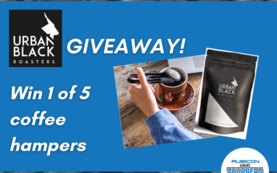 Giveaway: Five Urban Black Roasters coffee hampers up for grabs